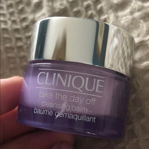 Clinique Take the Day Off Cleansing Balm NEW